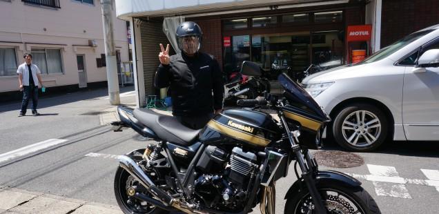 ZRX1200DAEG ダエグ バイク オートバイ ガラスコーティング フィルムコーティング 関東 千葉県 東京都 神奈川県 葛飾区