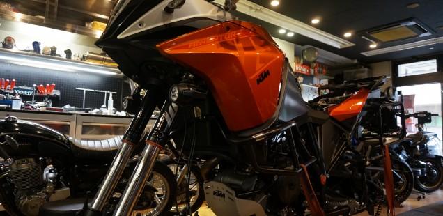 KTM 1190アドベンチャー フィルムコーティング スポークコーティング 千葉市 鎌ヶ谷市 船橋市 葛飾区 八潮市 三郷市